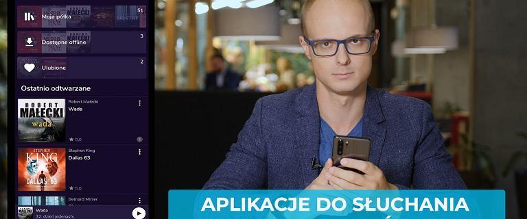 Audiobooki robią w Polsce furorę. Oto najlepsze aplikacje do słuchania książek