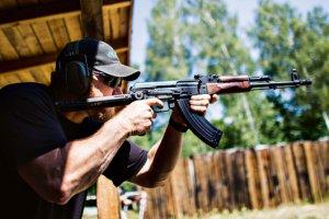 Mój pierwszy raz: strzelałem z legendarnym snajperem Navy SEALs
