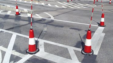 Plac manewrowy. Zdjęcie ilustracyjne