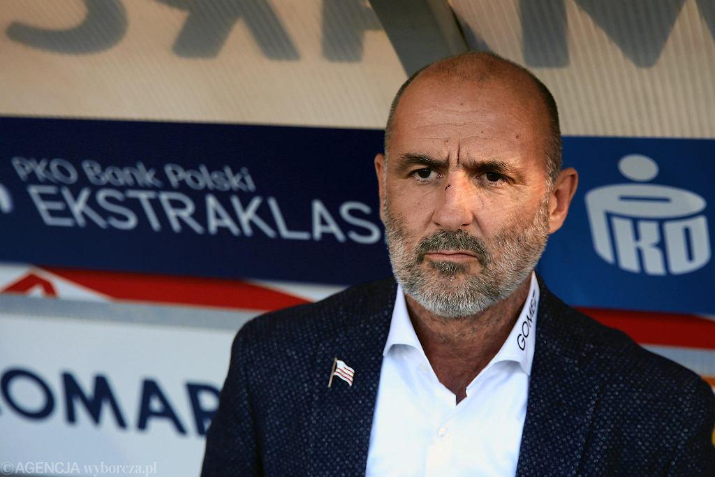 Michał Probierz, trener Cracovii