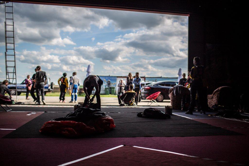 Hangar Skydive.pl