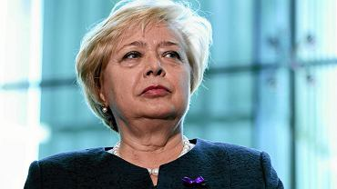 Małgorzata Gersdorf, pierwsza prezes Sądu Najwyższego