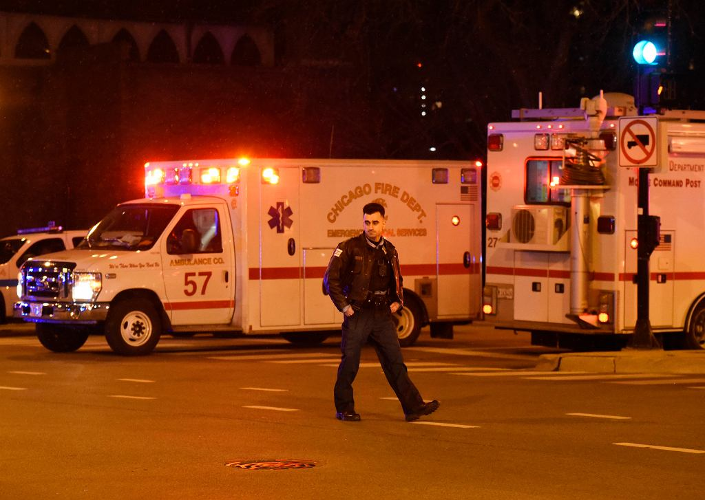 Strzelanina w Chicago