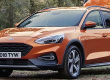 Ford Focus Active - cennik 2019. Podwyższone kombi wchodzi do polskiej oferty