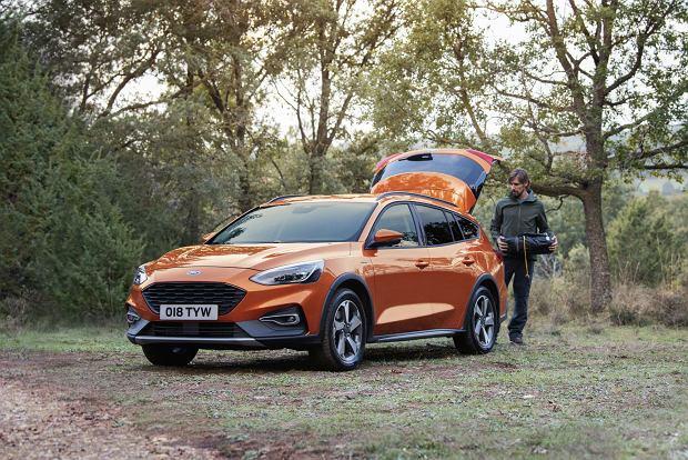 Ford Focus Active Cennik 2019 Podwyzszone Kombi Wchodzi Do