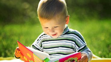 Książki dla 3-latka. Zdjęcie ilustracyjne