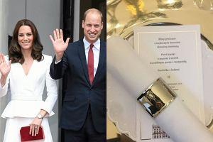 Księżna Kate i książę William, menu księcia Williama i księżnej Kate