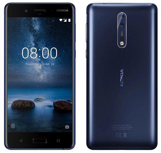 Nokia 8 - zdjęcie nieoficjalne