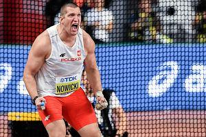"""Sensacja! Wojciech Nowicki na podium! """"Złożyliśmy protest. Będą dwa brązowe medale. Decyzja dziwna, ale sprawiedliwa"""""""