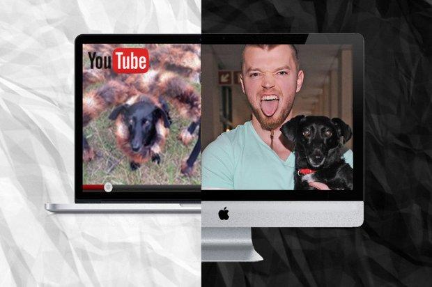 Pies-pająk Polaka był najpopularniejszym filmem na YT w 2014 roku