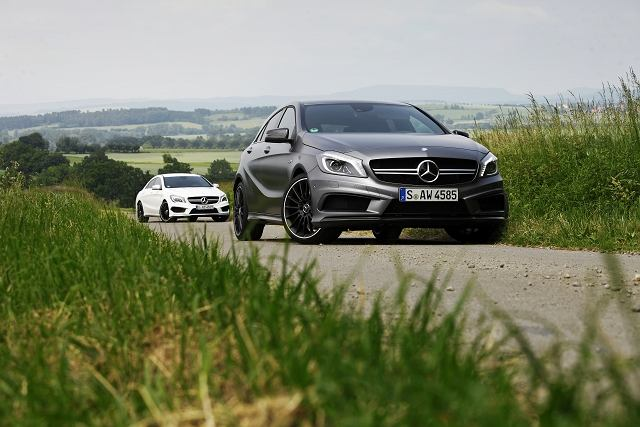 Mercedes A45 AMG / CLA45 AMG