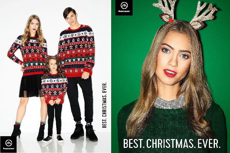 Nowa kolekcja świąteczna marki House jest już dostępna