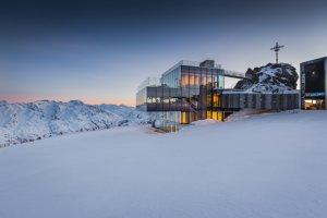 """007 w Tyrolu - tu kręcono nowy film z Jamesem Bondem """"SPECTRE"""""""