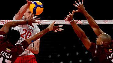 Tokio 2020. Polska pokonała Wenezuelę 3:1, atakuje Mateusz Bieniek