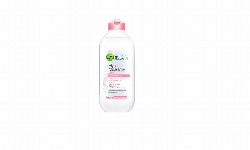 GARNIER Skin Naturals Płyn micelarny 3w1