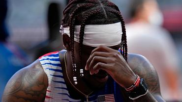 Sztafeta USA 4x100 m mężczyzn odpadła sensacyjnie z IO w Tokio