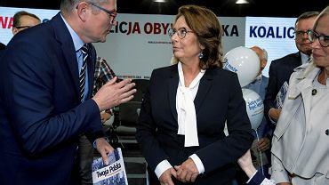 Kidawa-Błońska: Kandydat KO na prezydenta na początku grudnia. Jestem gotowa podjąć się tego wyzwania