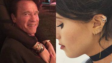 Arnold Schwarzenegger, Katherine Schwarzenegger
