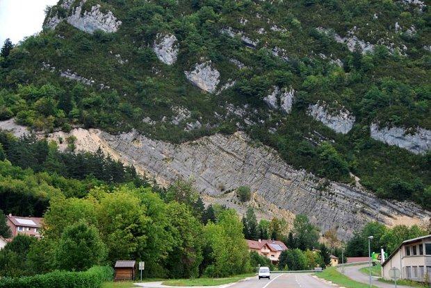 Malowniczy region Jury, do którego przylgnęła nazwa Dolina Zegarów./ fot. CC 3.0 /???/ wikimedia commons.