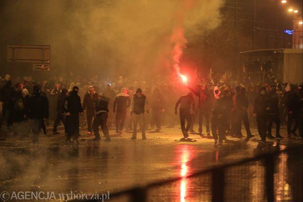 Q11.11.2014 Warszawa . Marsz NiepodleglosciFot.Jacek Marczewski / Agencja Gazeta