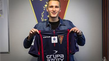 Santeri Hostikka piłkarzem Pogoni Szczecin