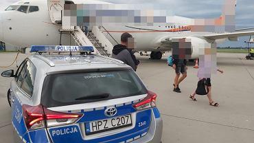 Warszawa. Z wakacji w Turcji wpadł w ręce policji. Postawiono mu zarzuty
