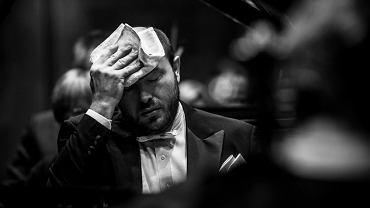 Wojtek Szabelski został nagrodzony za cykl zdjęć z Filharmonii Pomorskiej