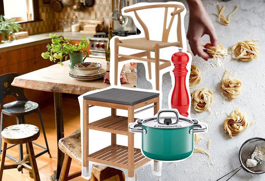 Kuchnia We Włoskim Stylu Meble Akcesoria I Dodatki