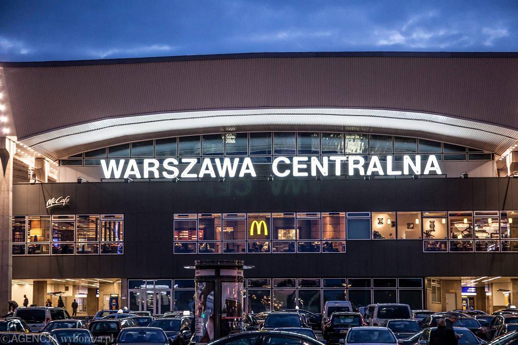 Warszawa Dworzec Centralny