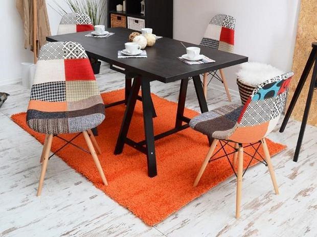 TREND: patchworkowe krzesła i fotele