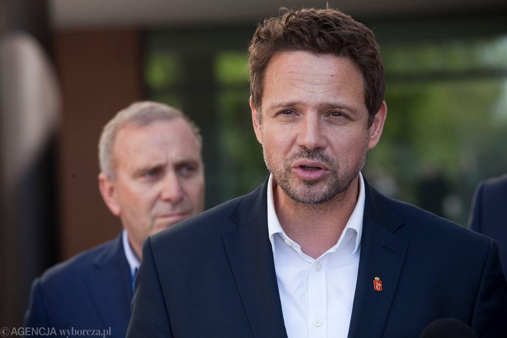 Rafał Trzaskowski nie wystartuje w wyborach na prezydenta Polski