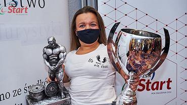 Sporturi de forță, Justina Gostric