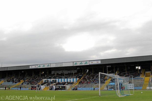 Olsztyński stadion bez jupiterów? To problem dla Stomilu