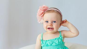 Opaski dla niemowląt to urocze ozdoby