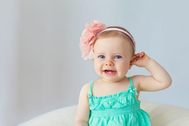 Opaski dla niemowląt - po co dziecku opaska? Jaką wybrać?