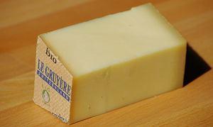 Alkohol w kuchni: jak dobrać wino do sera, ser gruyere