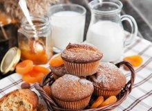Muffiny morelowo-pomarańczowe - ugotuj
