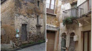 Domy wystawione za 1 euro