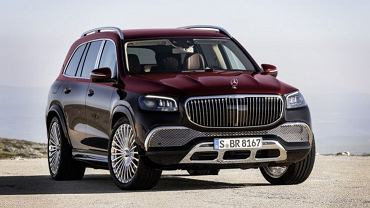 Mercedes-Maybach GLS 600 2020
