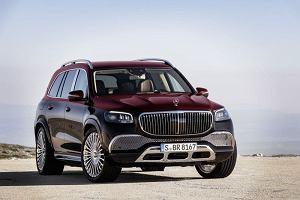 Mercedes-Maybach GLS 600 - luksusowy salon na kołach. Bardziej wypasionego SUV-a nie ma na rynku