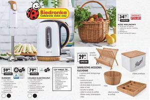 """""""Naturalnie w kuchni"""" - najnowsza oferta Biedronki"""
