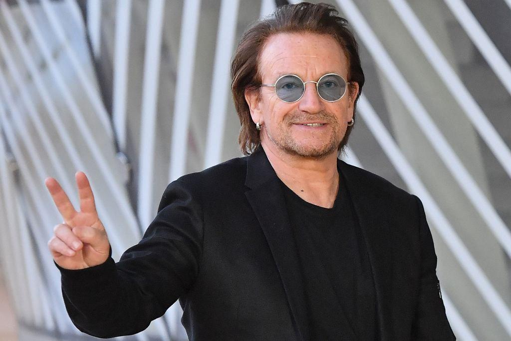 #Bono spotka? sie z Donaldem Tuskiem