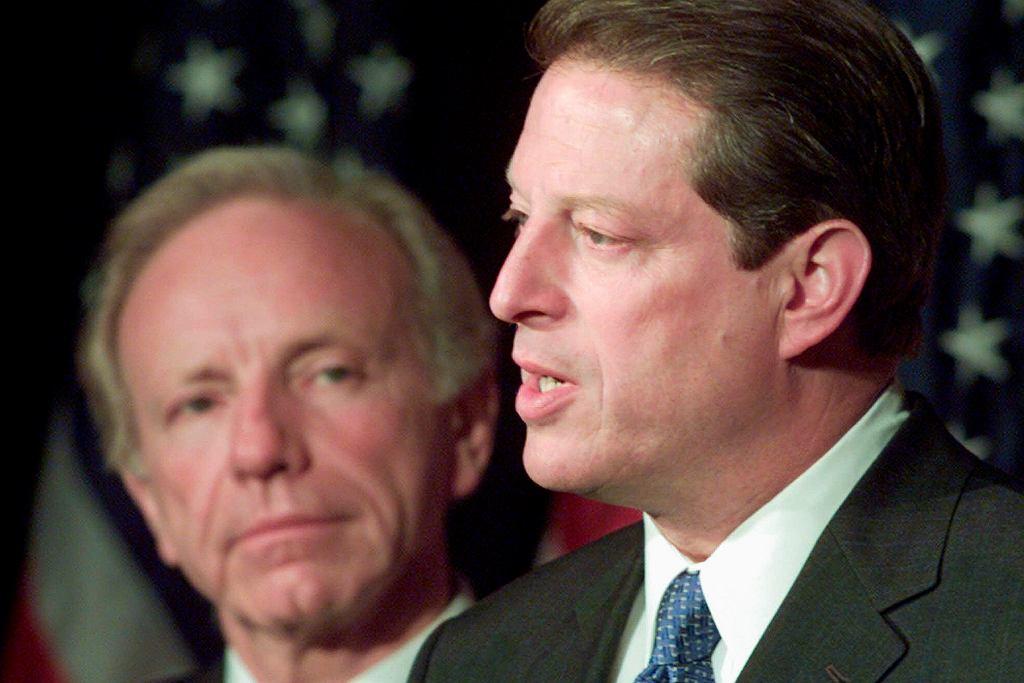 Al Gore w 2000 roku