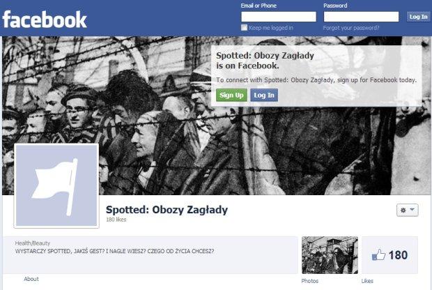 Spotted: Obozy Zagłady