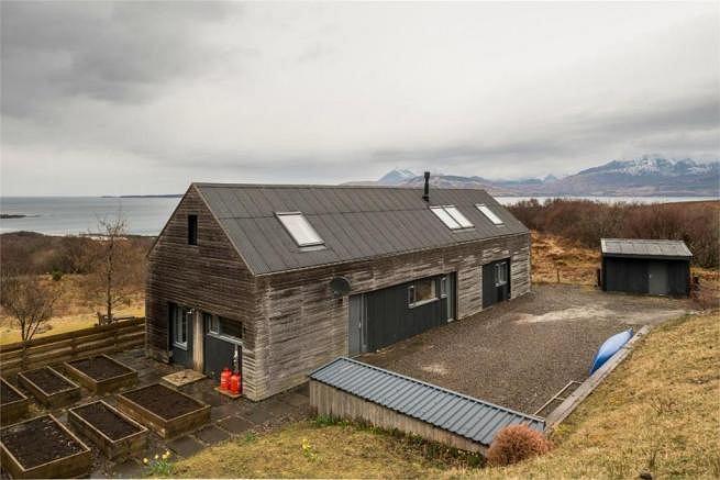 Posiadłość na wyspie Skye