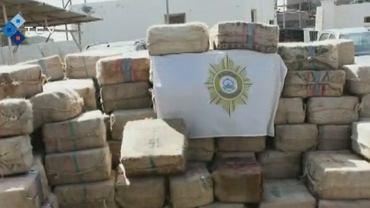 Cape Verde: zatrzymano 11 rosyjskich marynarzy. Na ich statku odnaleziono 9,5 tony kokainy