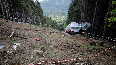 Włochy. 6-latek, który  przeżył katastrofę kolejki górskiej, został porwany