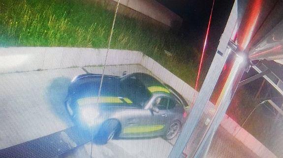 Ukradł mercedesa za ponad milion złotych. Rosjanin schwytany na czeskiej autostradzie