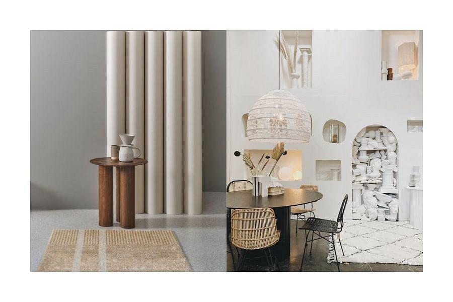 Wystawowe stylizacje wnętrz na targach Maison & Objet 2019