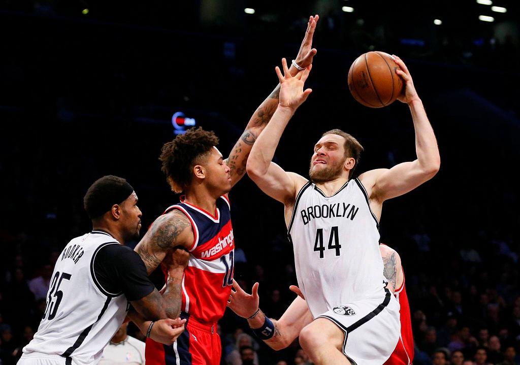Brooklyn Nets - Washington Wizards. Bojan Bogdanović (nr 44)